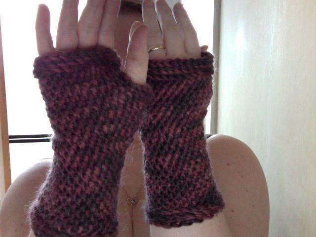 Warm hands!