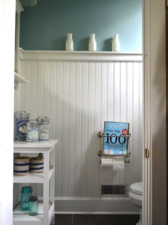 beadboard in bathroom,,,for my small bathroom | Bathroom ...