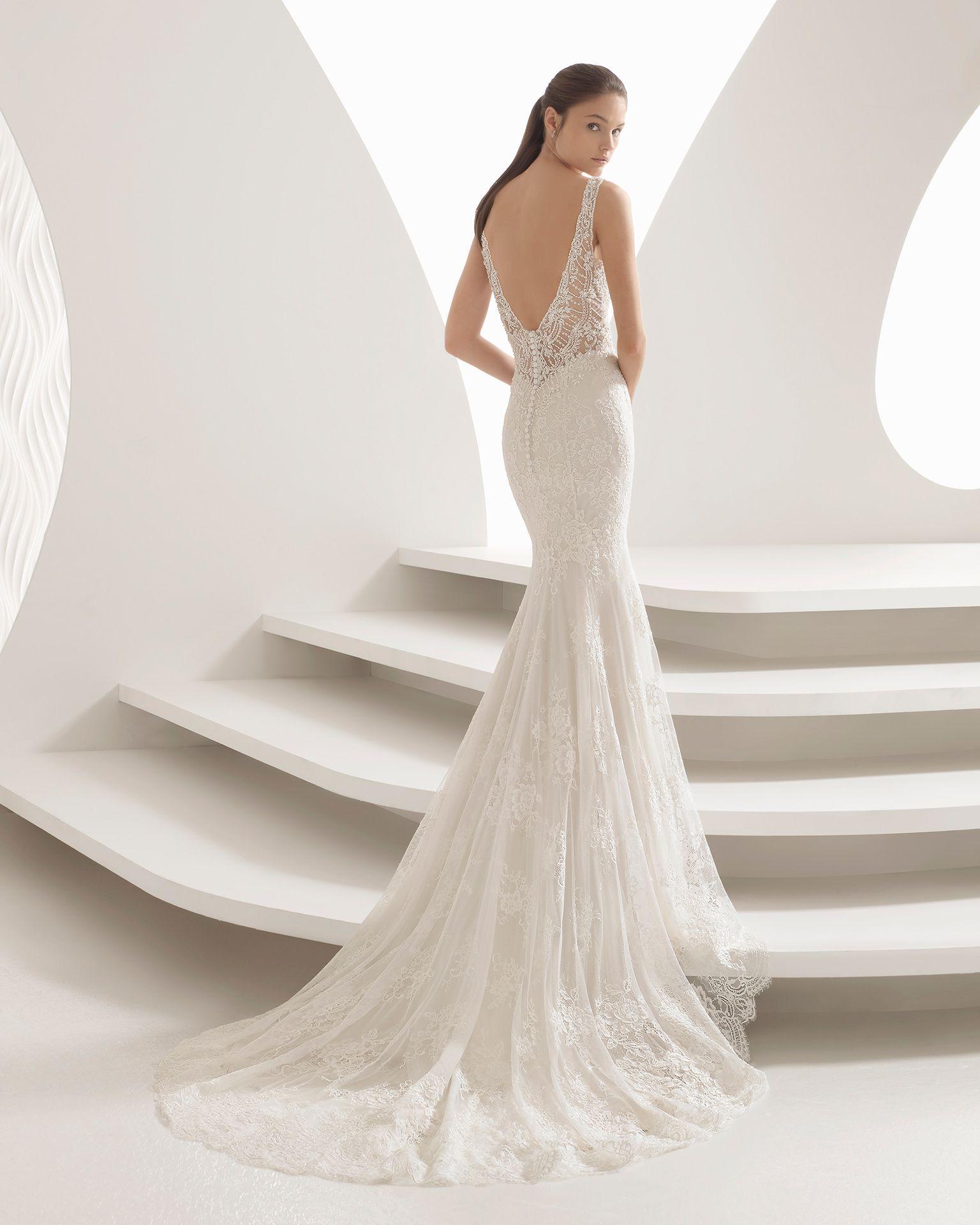 Vintage Wedding Dresses Perth: 2018 Bridal Collection. Rosa Clará Collection