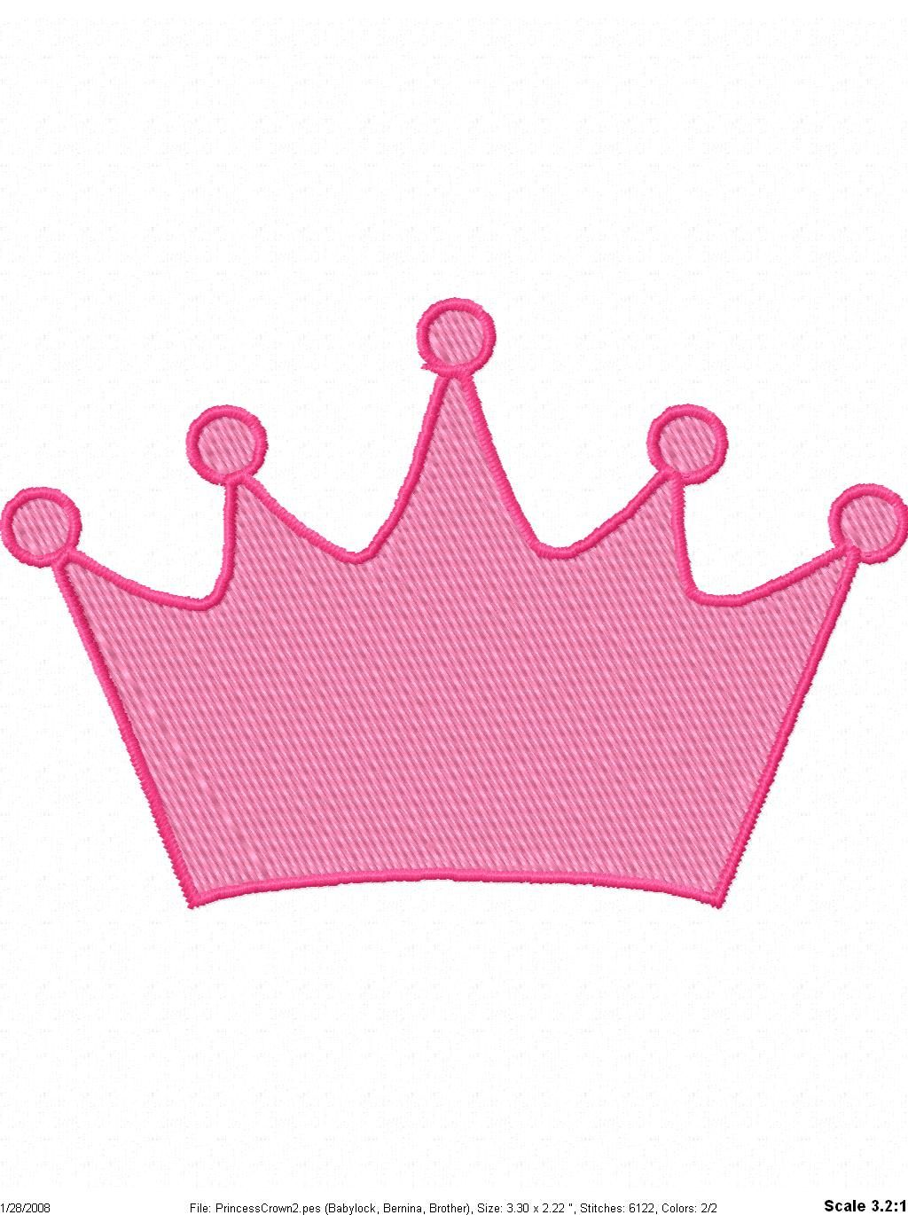 Princess Crown Clip Art | Jenna Bug Designs | Stuff to Try ...