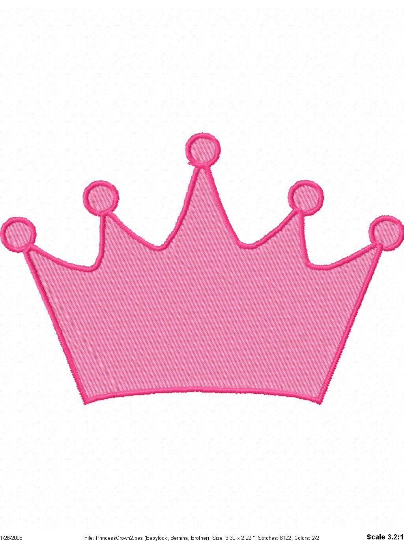 Princess Crown Clip Art | Jenna Bug Designs | Stuff to Try ...