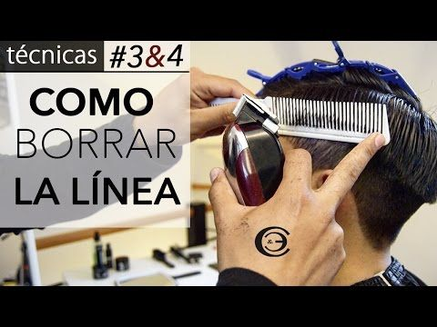 Pasos para corte de cabello para hombre