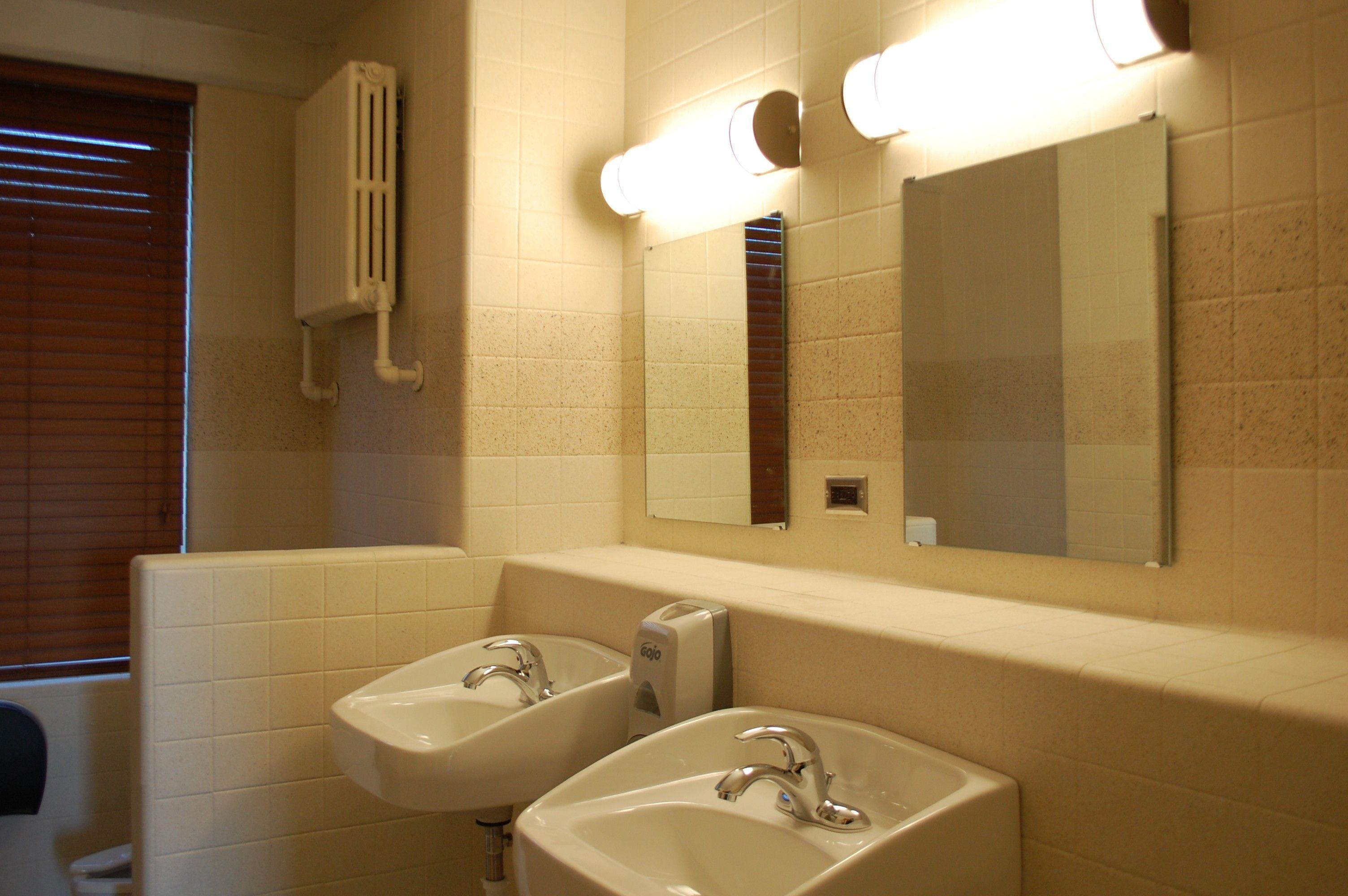 Fantastic Bathroom Lighting Ideas for Simple Bathroom with Clean ...