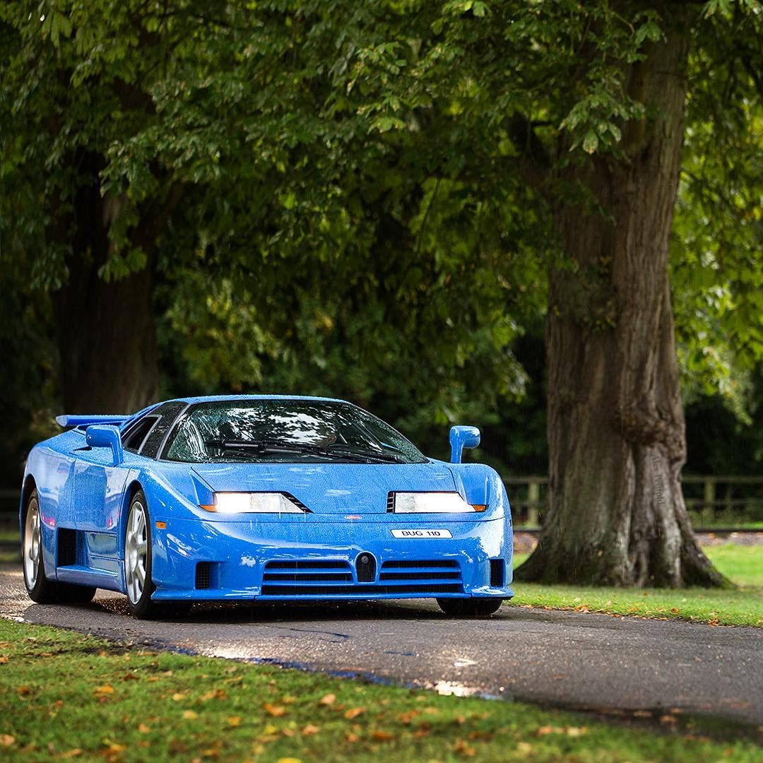 Bugatti Eb110 Super Sport: The Outrageous Bugatti Veyron (With Images)