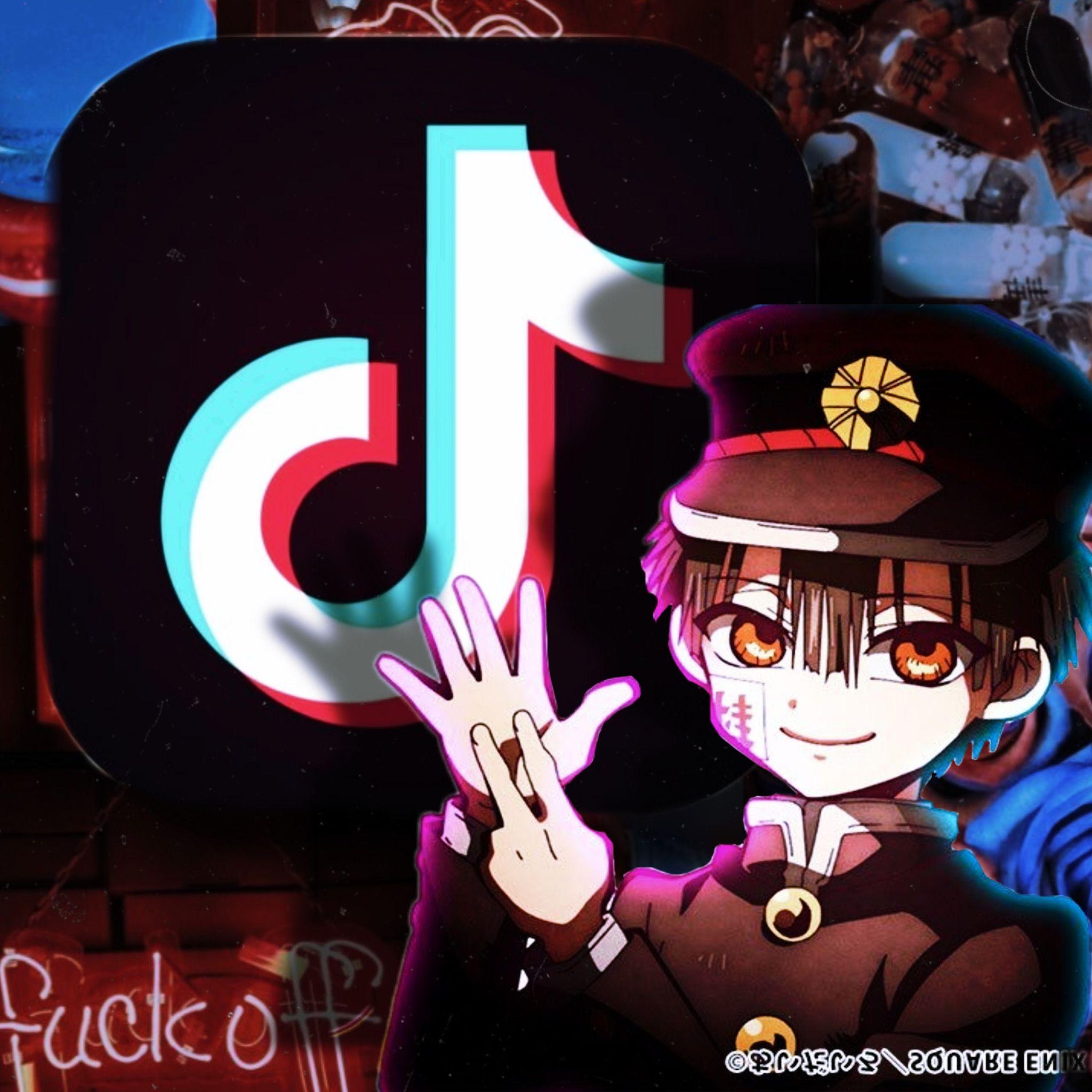 app icon anime hanakokun tiktok toiletboundhanakokun