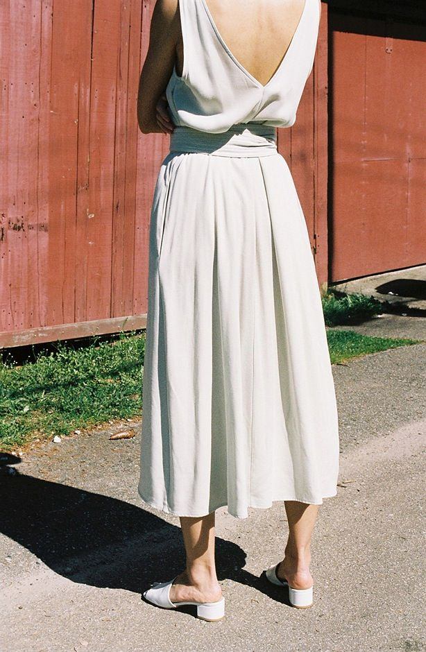 0d7980e5fd65 Jesse Kamm The Palma Dress