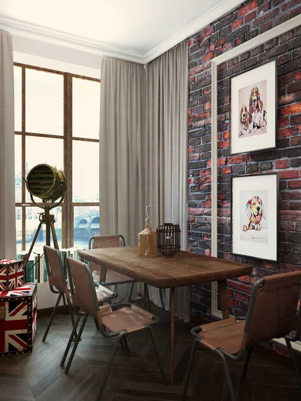 Дизайн кухни студии - фото. Дизайн комнаты студии с кухней ...