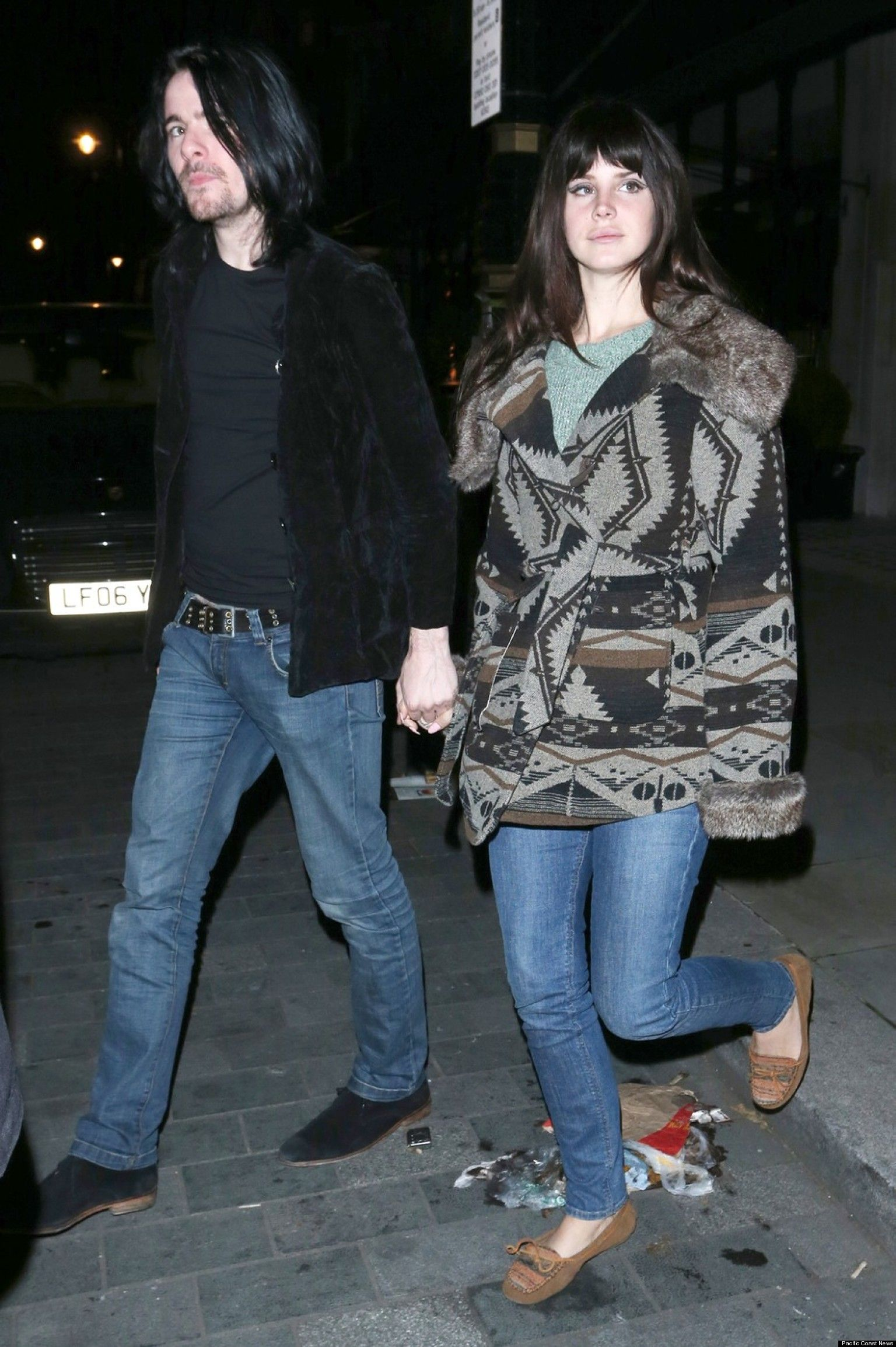 Photo Lana Del Rey Steps Out With Boyfriend Lana Del Rey Lana Del Clothes