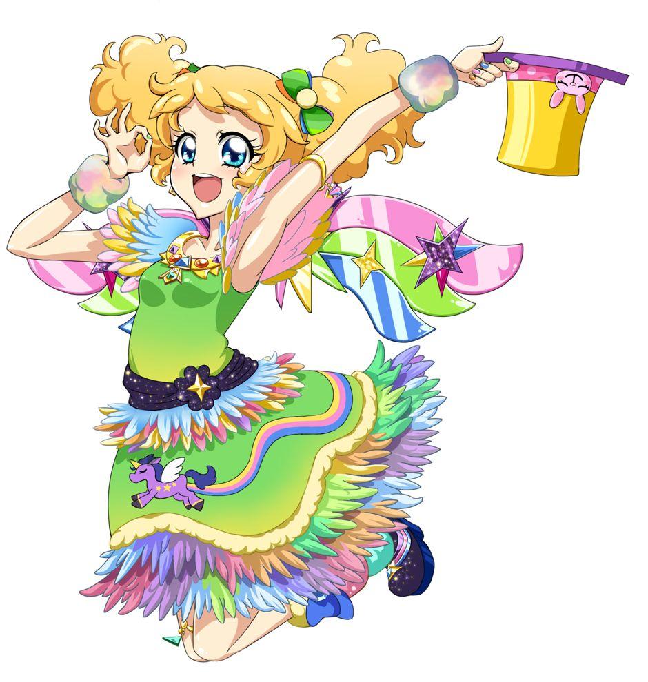 Kii Saegusa Anime Aikatsu! Birthday December 3