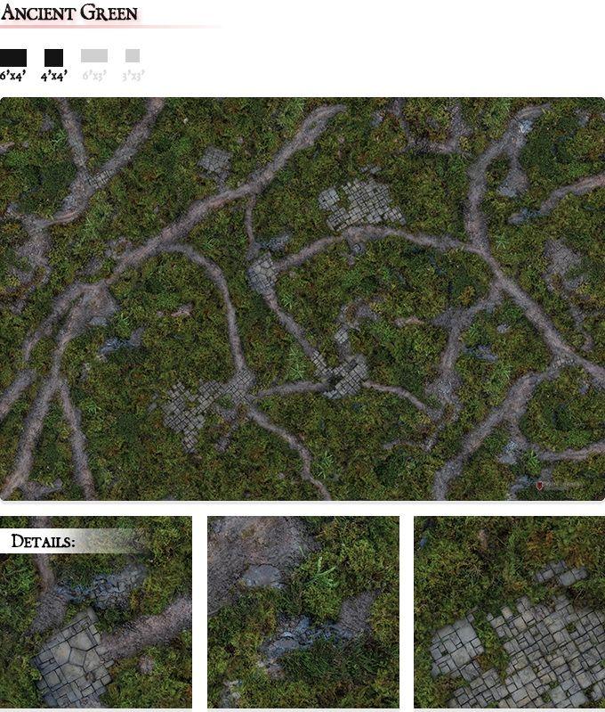 Kraken Mat A Gaming Mat For Tabletop Wargames By Tobias Droschel Kickstarter Table Top Mats Kraken