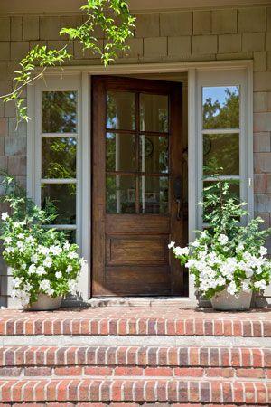 Love this front door! | Dream House | Pinterest | Front doors ...