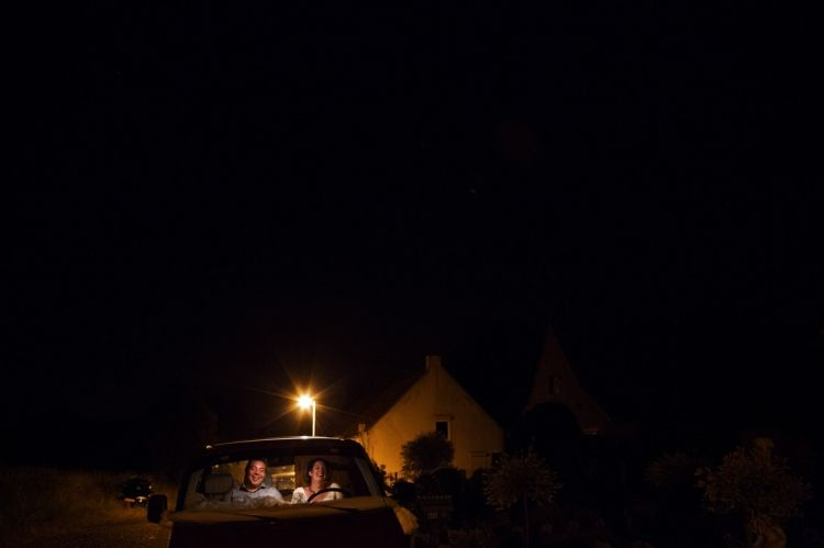 Ruth & Wim - een alternatieve trouw in Gent - Moment in Time photography