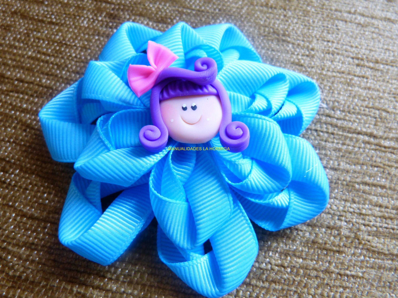 flores lazos accesorios y moños en cinta para el cabello paso a ...