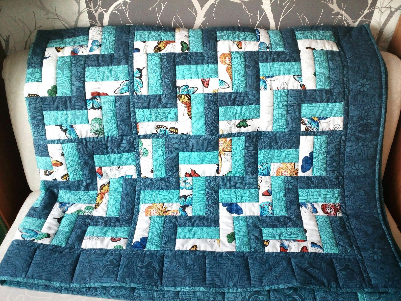 Homemade Quilt For Sale King Size Quilt For Sale Queen Size Etsy Homemade Quilts For Sale Homemade Quilts Quilts For Sale Quilts for sale king size