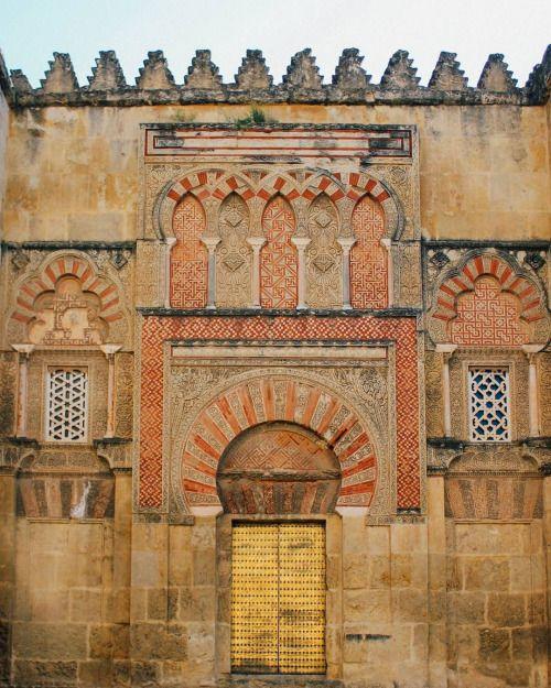 Sitios que visitar una y mil veces  Mezquita-Catedral de...