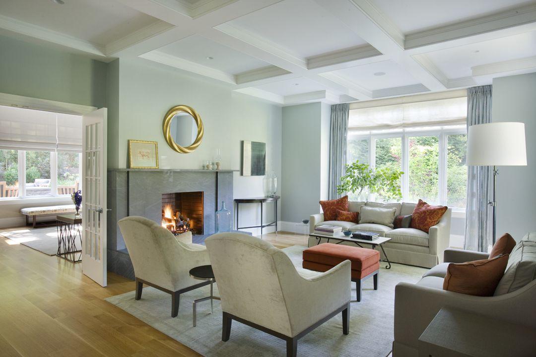 Model Rooms Design – Model Home Living Rooms