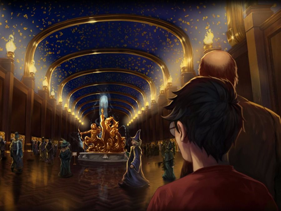 HD Harry Potter iPhone Wallpaper | Harry potter books ...