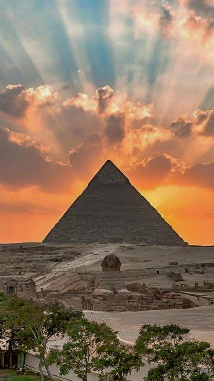 Pyramid Wallpaper Egypt Travel Photography Pyramids