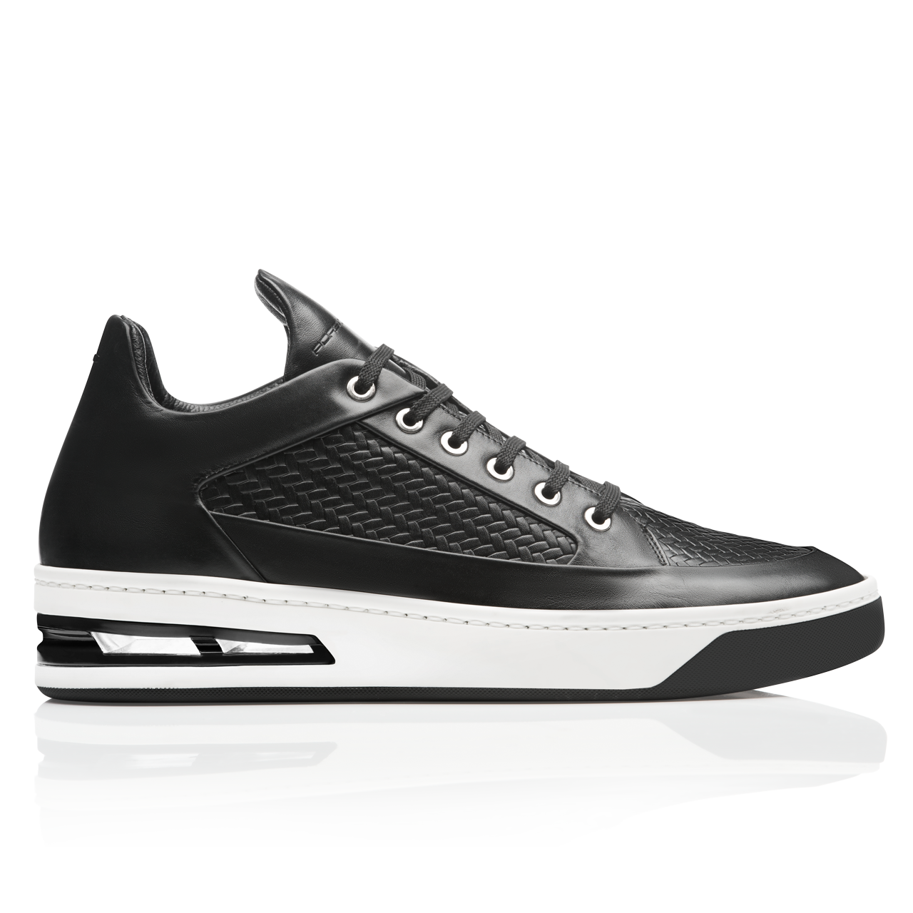 SanDiego Mid Sneaker Smooth Leather TecFlex | Porsche Design