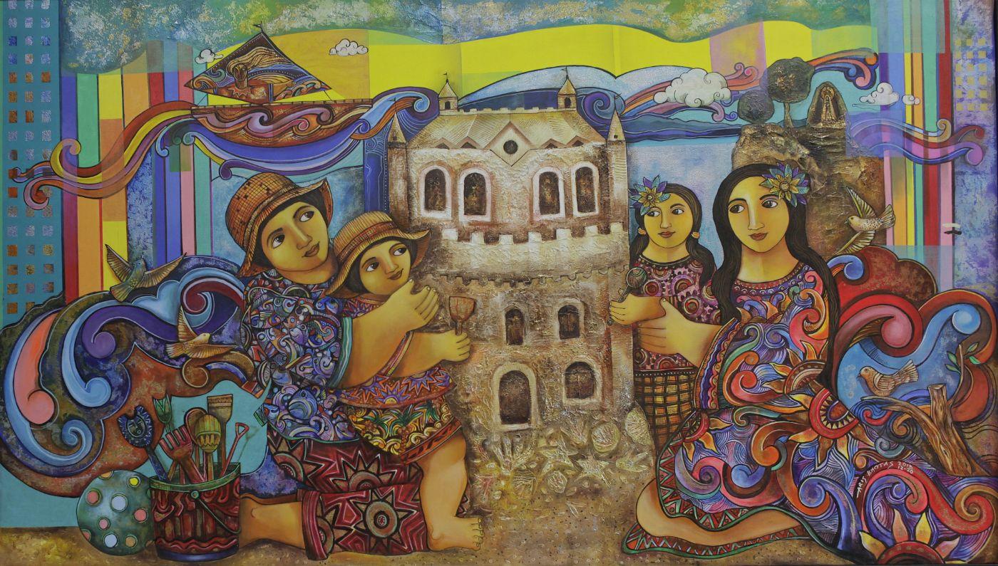 Aris Bagtas Collection Filipino art, Art, Art gallery