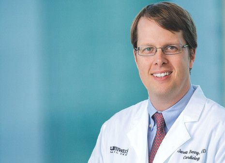 Dr  Berry earned his medical degree from UT Southwestern, followed