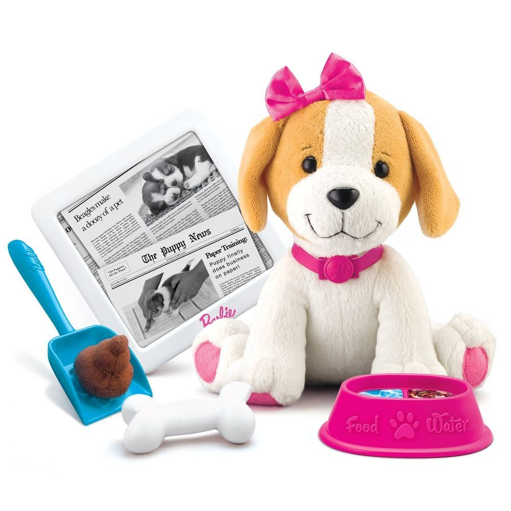 Barbie Training Pup, Potty Time Potty training puppy