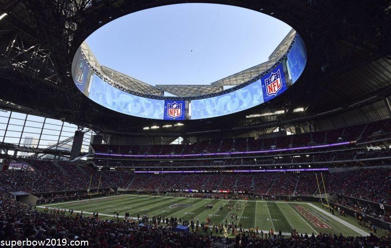 Time location odds for Super Bowl 53 Super bowl, Super