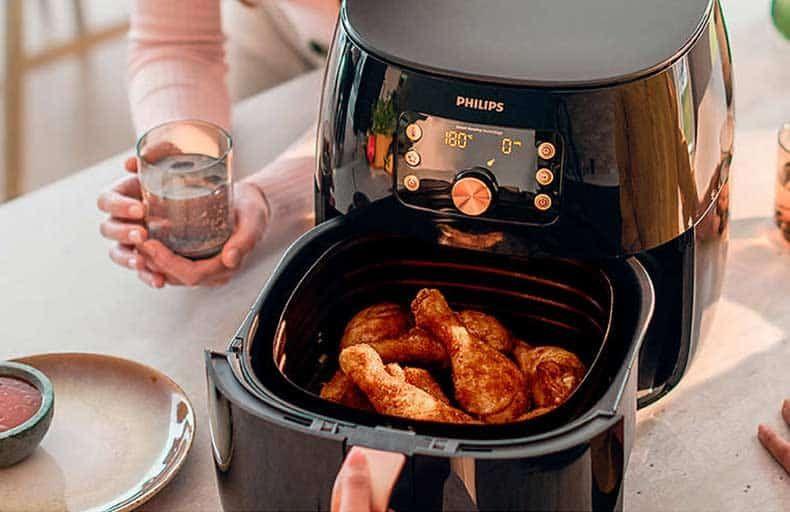 قلاية فيليبس أفضل 10 قلايات هوائية من فيليبس بدون زيت 2020 Best Air Fryers Rezepte Cooker
