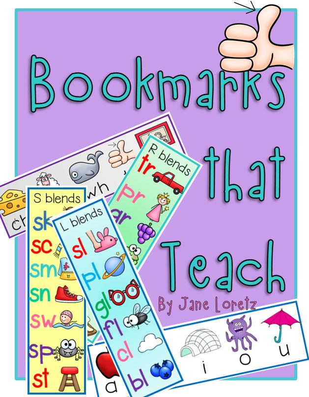 Bookmarks That Teach