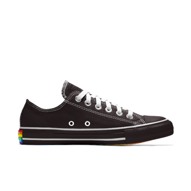 Converse Custom Chuck Taylor Pride All Star Low Top Shoe