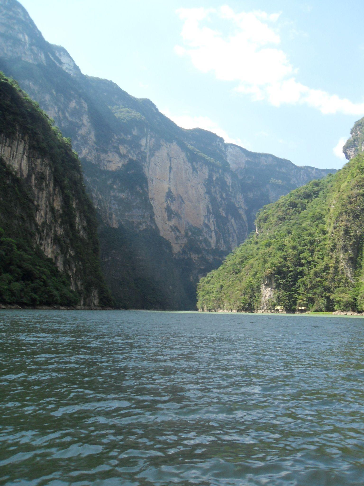 Cañón del Sumidero, Chiapas, MEXICO.