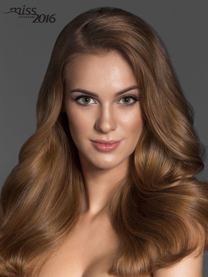 3. Veronika Maťašová (Miss of Slovak Republic 2016)