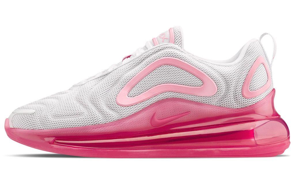 Nike air max 720 bianca e rosa AW LAB | Nike air max
