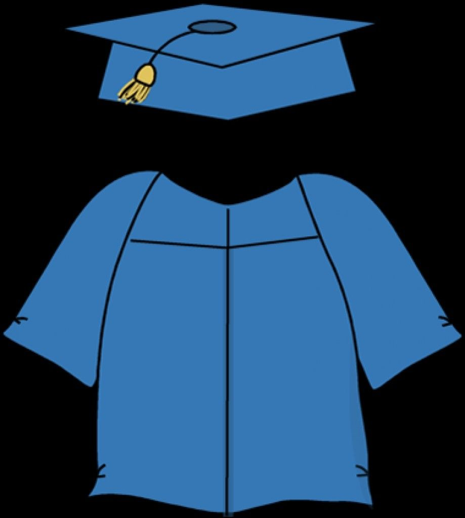 Graduation Gown Clipart | Dresses and Gowns Ideas | Pinterest | Gowns