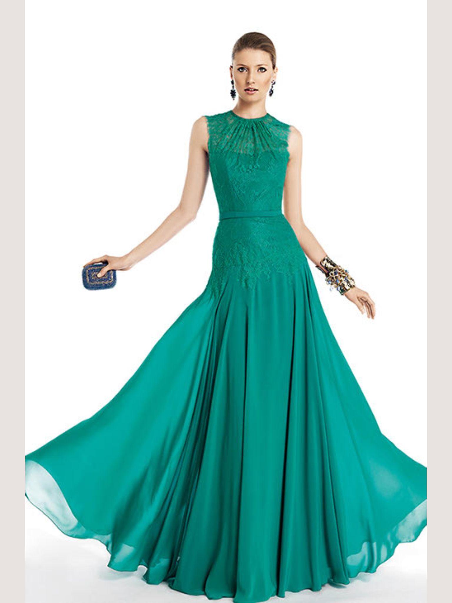 Pronovias | Woodland | Pinterest | Vestidos de noche, Vestidos de ...