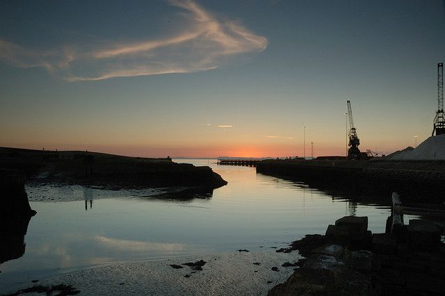Workington Dock At Sunset 3 | by j.paul2009