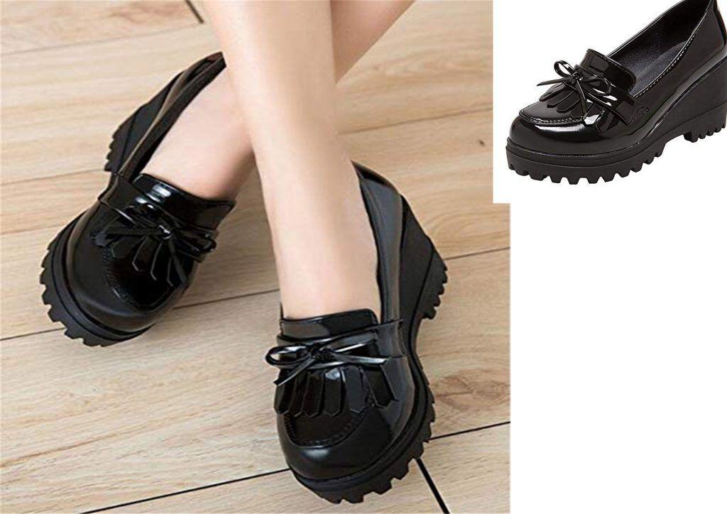 KOKANIA - A Fashion Brand For Men And Women | Women oxford shoes, Wedge  oxford shoes, Women shoes