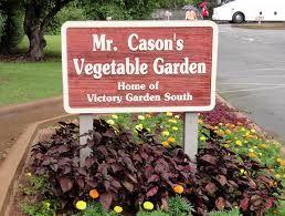 Calloway Gardens Mr Cason S Vegetable Garden Set For The Victory