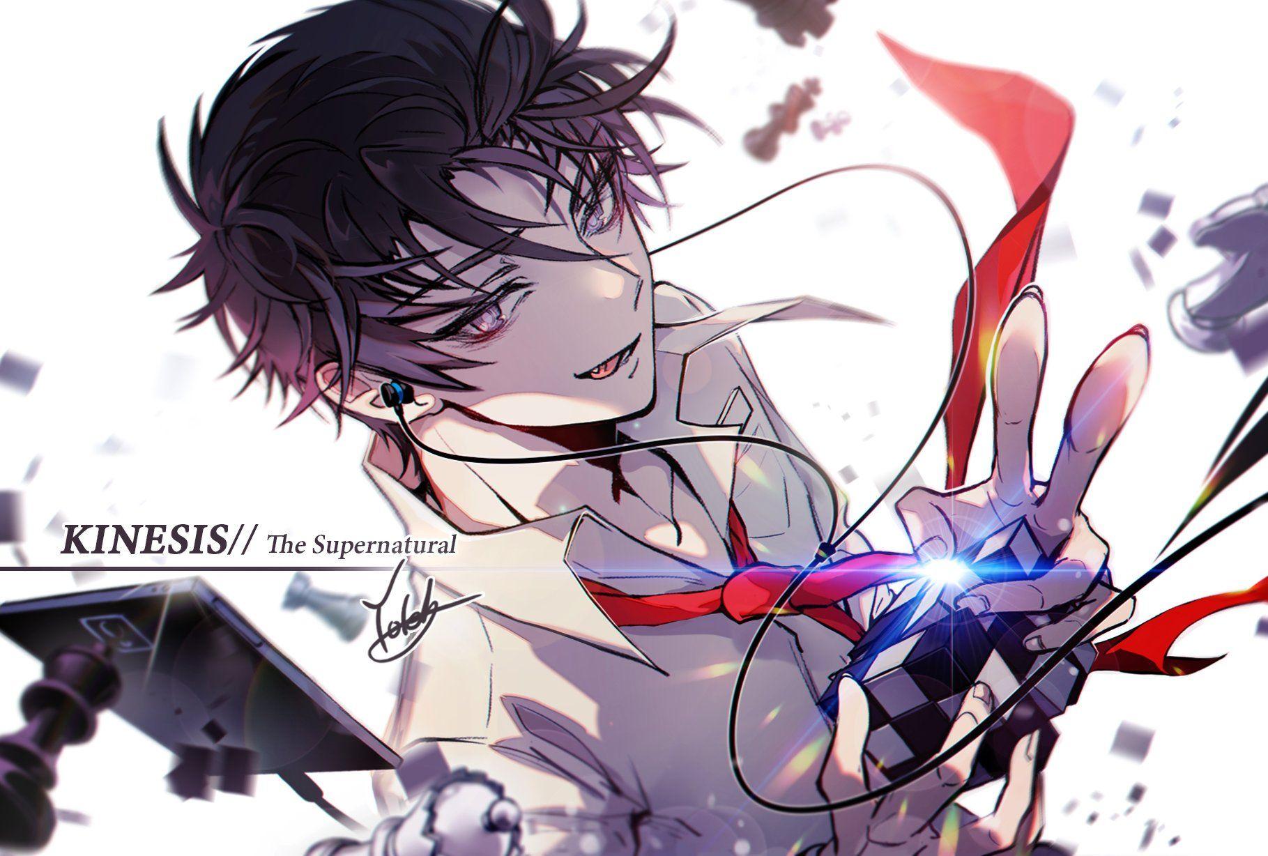 Kinesis Maplestory Artist 요테/ʏᴏᴛᴇʜ (twitter) Anime