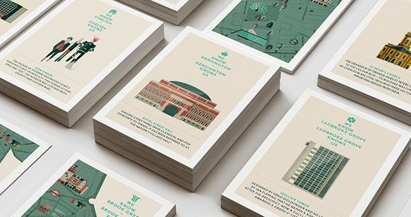20 Examples Of Beautiful Graphic Design Portfolios And The