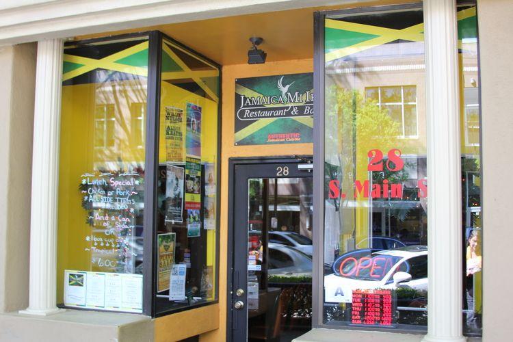 Jamaica Mi Irie Jamaican Restaurant Greenville Sc