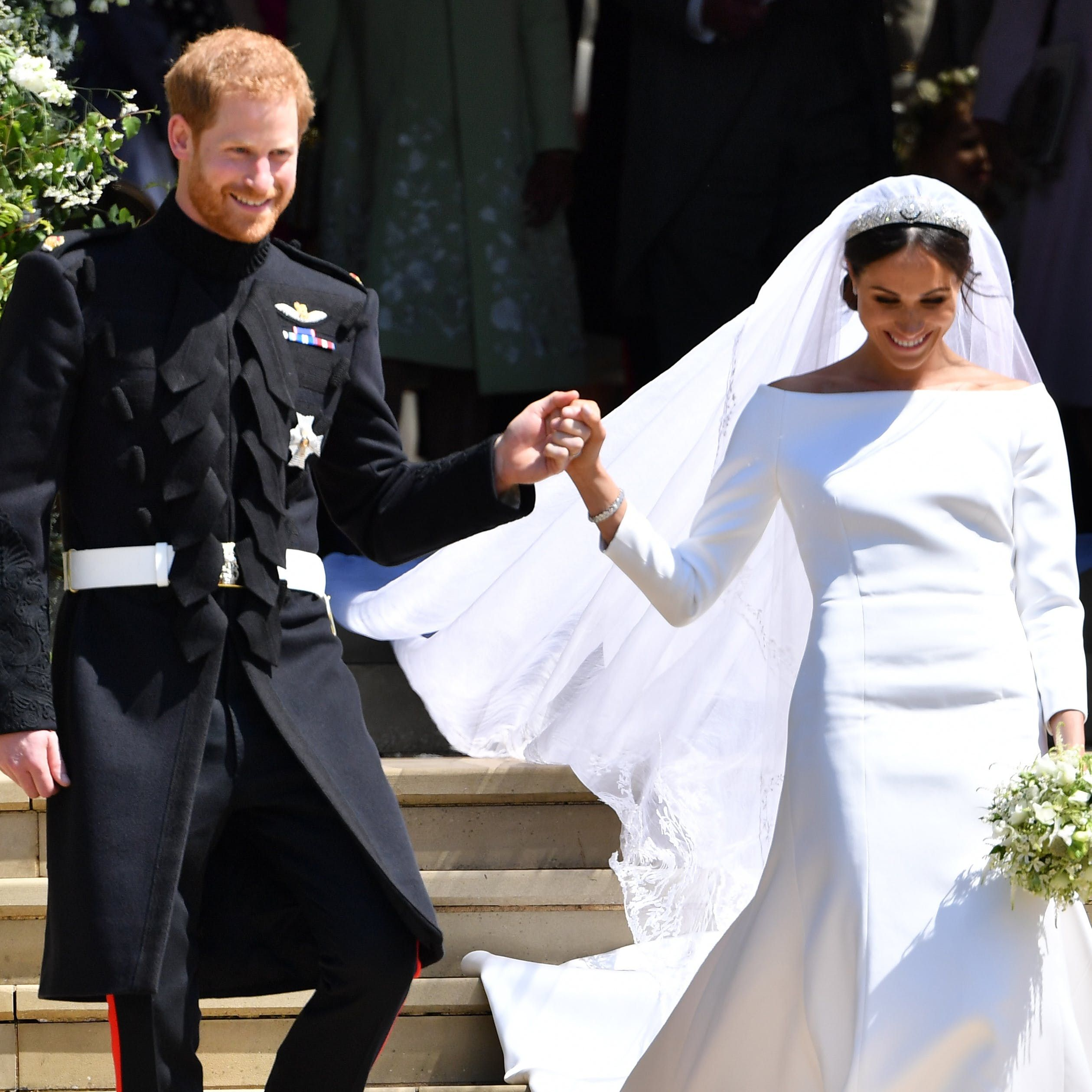 All The Photographic Proof That Meghan Markle Is Actually