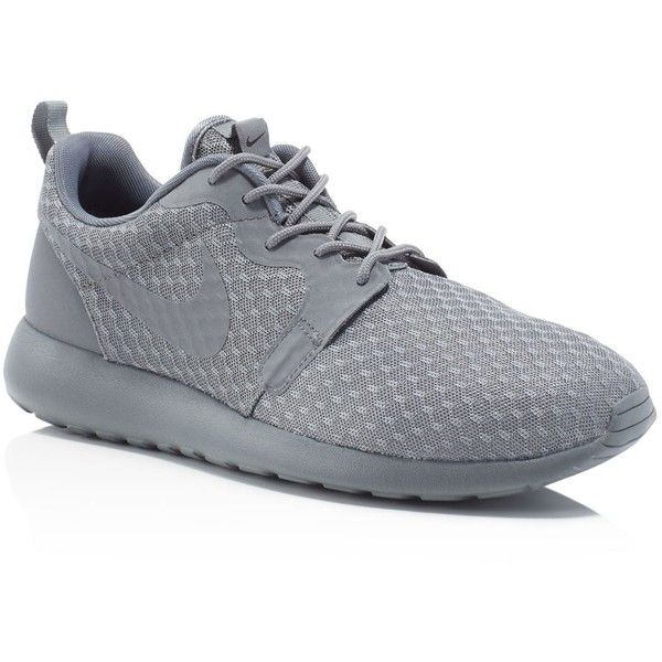 Nike Roshe One Hyperfuse Sneakers ($90) ❤ liked on Polyvore featuring men's  fashion,