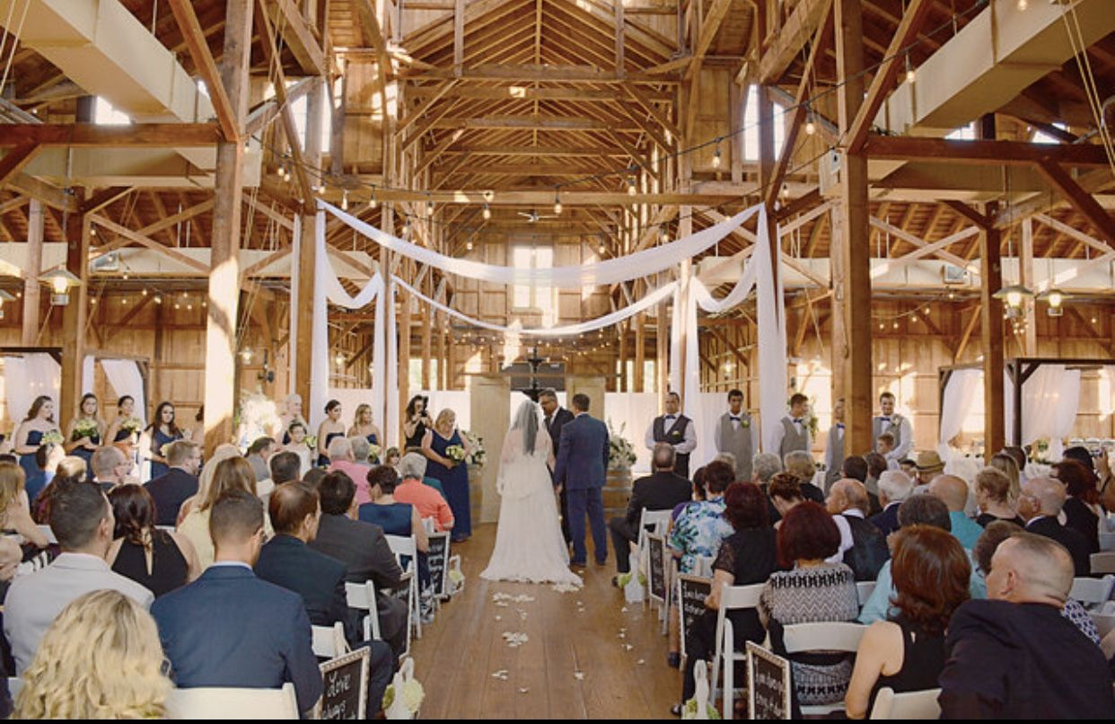 The perfect canvas to turn your dream wedding into a ...