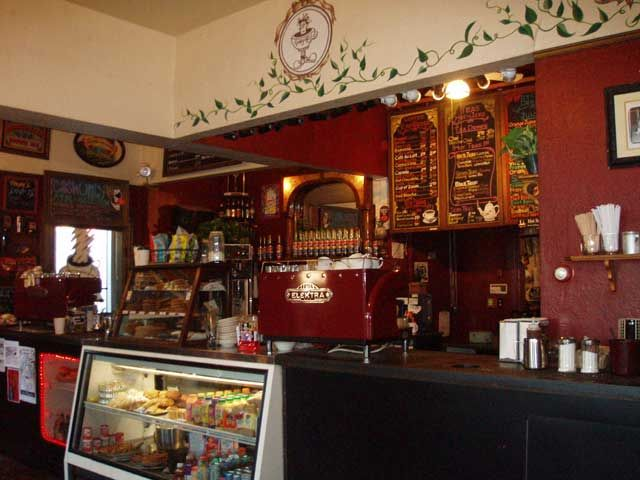 Caffe Pergolesi Santa Cruz Favorite Places Amp Spaces