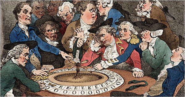 Crazy night of poker oar