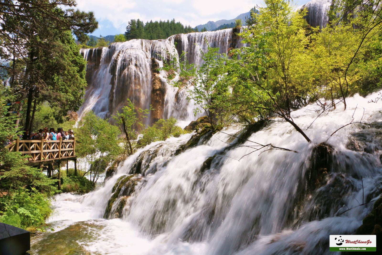 3Days Jiuzhaigou&Huanglong Classic Private Tour