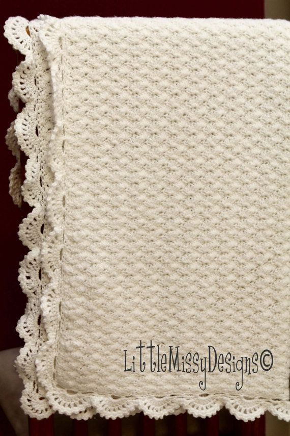 INSTANT DOWNLOAD PATTERN Crochet Heirloom by LittleMissyDesigns ...