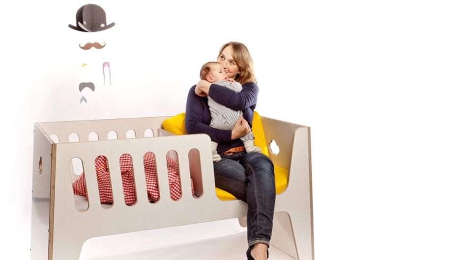 Kinderbed met stoel via Jäll & Tofta | A bed and chair for the #kidsroom