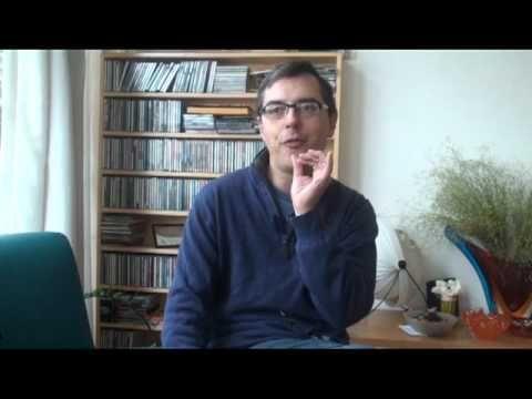 Nuno Ramos fala sobre a ÁGUA - YouTube